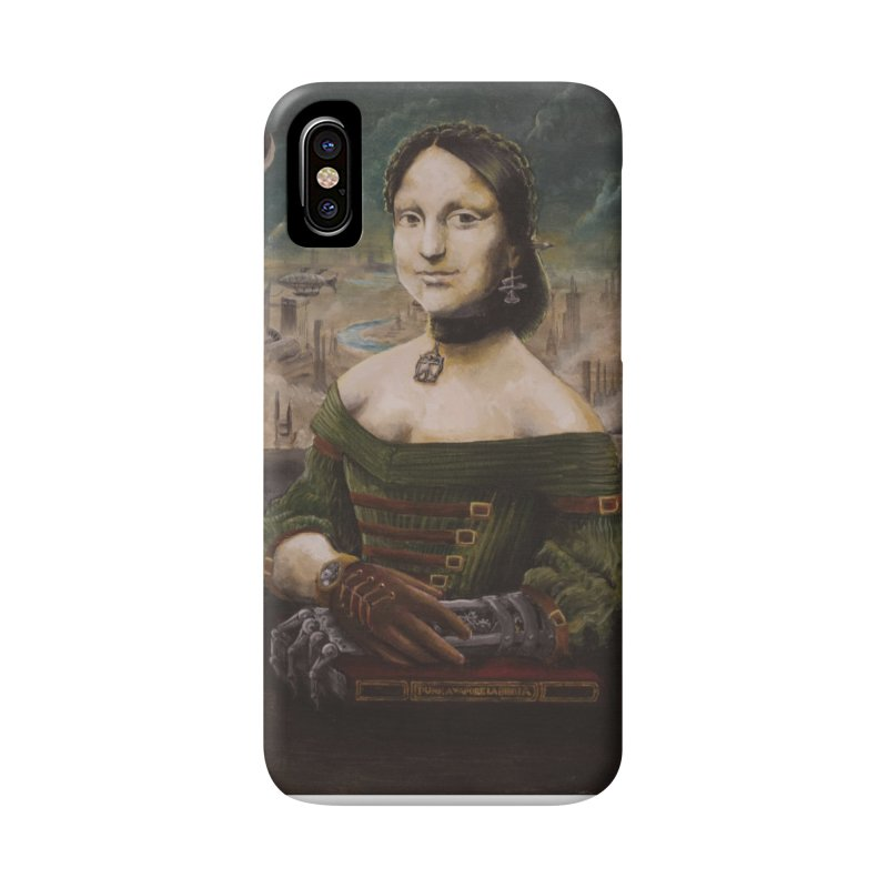 Skycaptain Mona Accessories Phone Case by Yodagoddess' Artist Shop