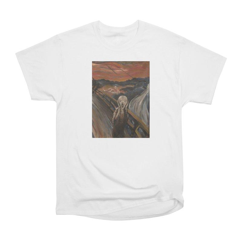 Screampunk Women's Heavyweight Unisex T-Shirt by Yodagoddess' Artist Shop