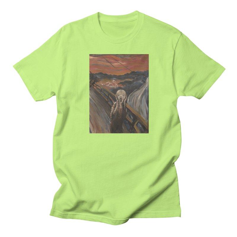 Screampunk Women's Regular Unisex T-Shirt by Yodagoddess' Artist Shop