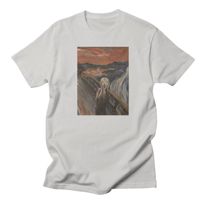 Screampunk Men's Regular T-Shirt by Yodagoddess' Artist Shop
