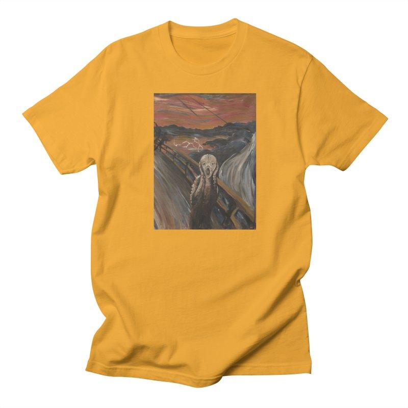 Screampunk Men's T-Shirt by Yodagoddess' Artist Shop