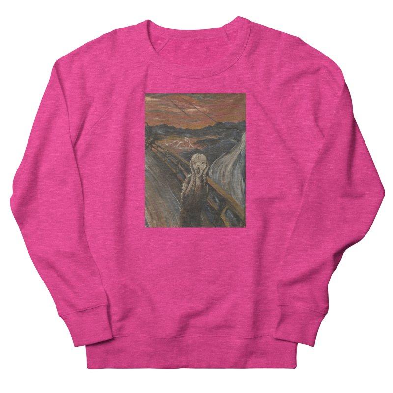 Screampunk Women's French Terry Sweatshirt by Yodagoddess' Artist Shop
