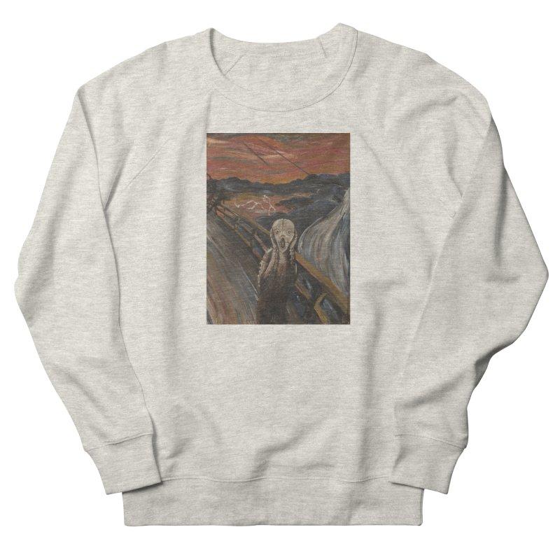 Screampunk Men's French Terry Sweatshirt by Yodagoddess' Artist Shop
