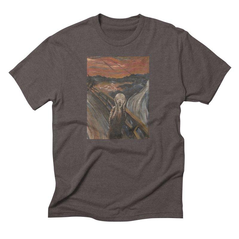 Screampunk Men's Triblend T-Shirt by Yodagoddess' Artist Shop