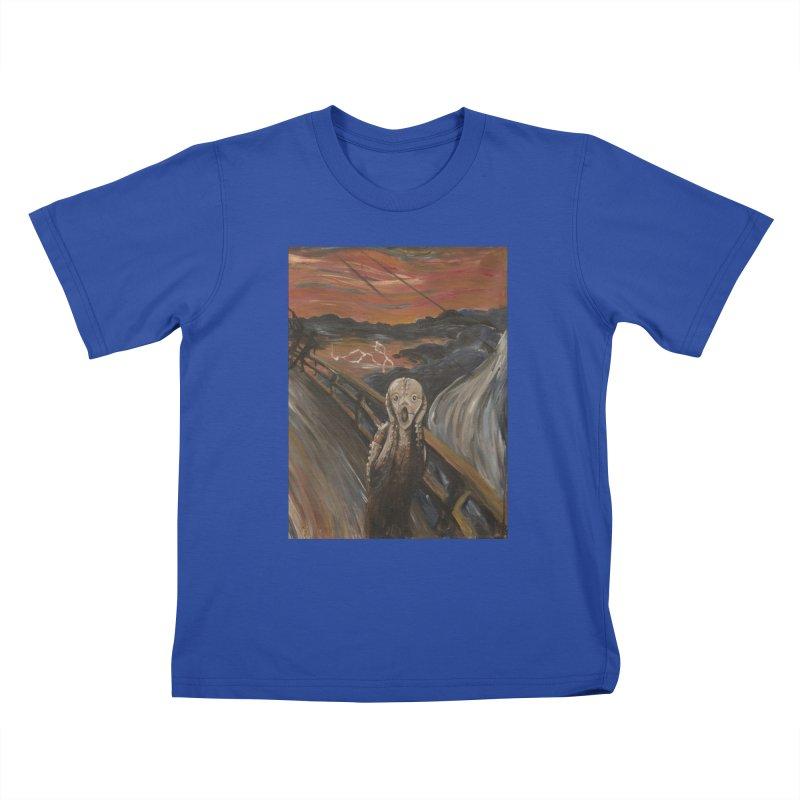 Screampunk Kids T-Shirt by Yodagoddess' Artist Shop