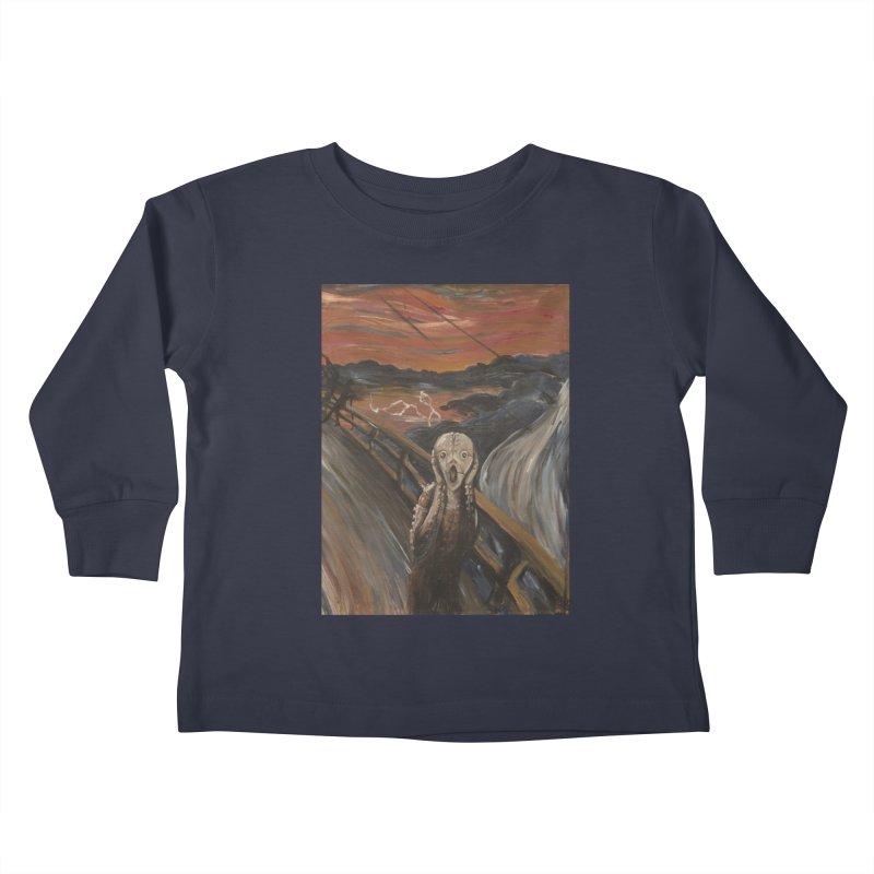 Screampunk Kids Toddler Longsleeve T-Shirt by Yodagoddess' Artist Shop