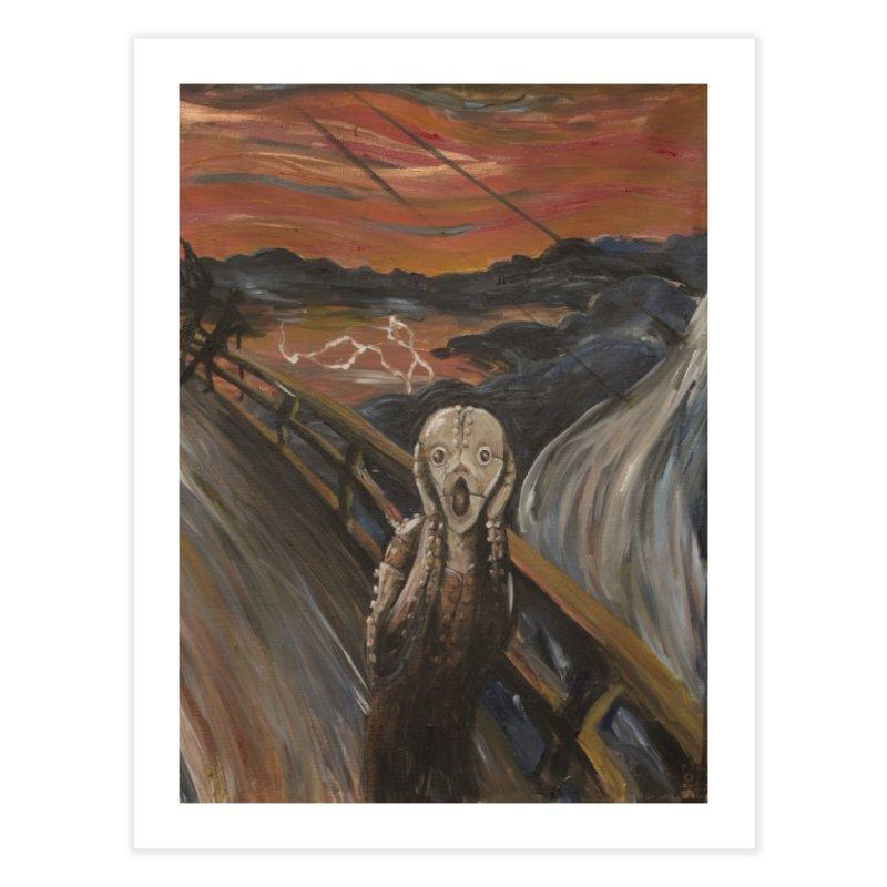Screampunk Home Fine Art Print by Yodagoddess' Artist Shop