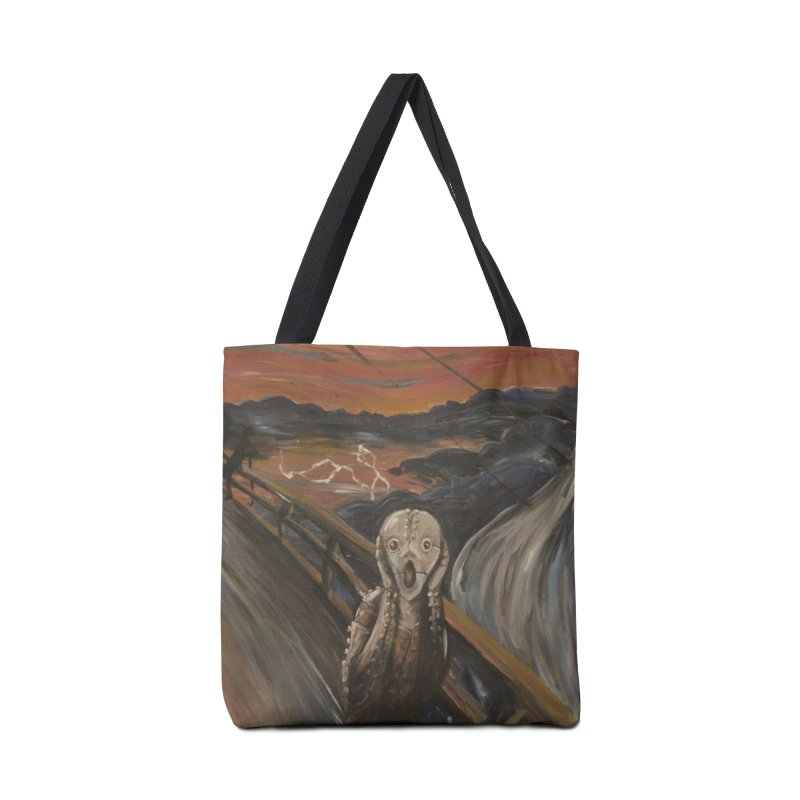 Screampunk Accessories Bag by Yodagoddess' Artist Shop