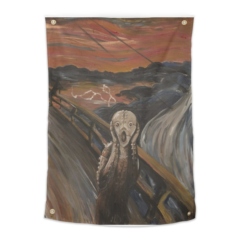 Screampunk Home Tapestry by Yodagoddess' Artist Shop