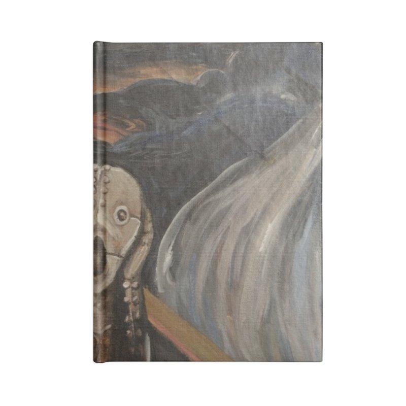 Screampunk Accessories Notebook by Yodagoddess' Artist Shop