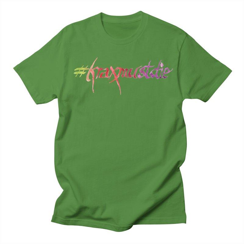 hashtag (warm colors) Women's Unisex T-Shirt by Yodagoddess' Artist Shop