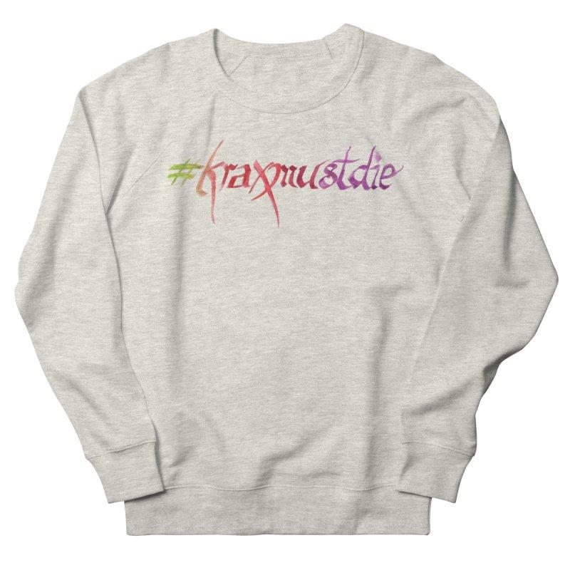 hashtag (warm colors) Women's French Terry Sweatshirt by Yodagoddess' Artist Shop