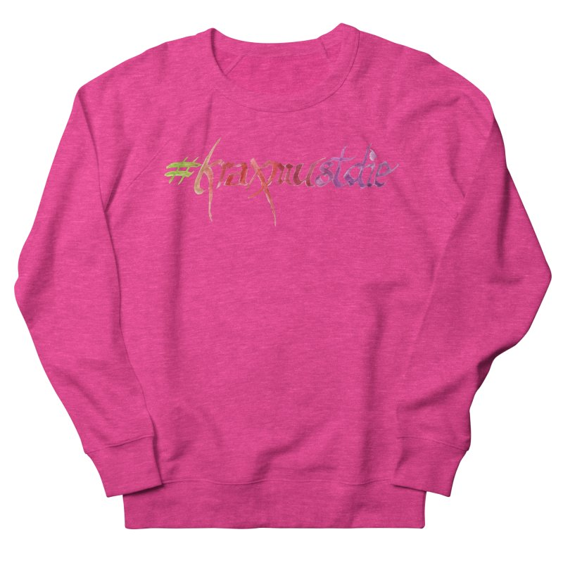 hashtag (warm colors) Men's French Terry Sweatshirt by Yodagoddess' Artist Shop
