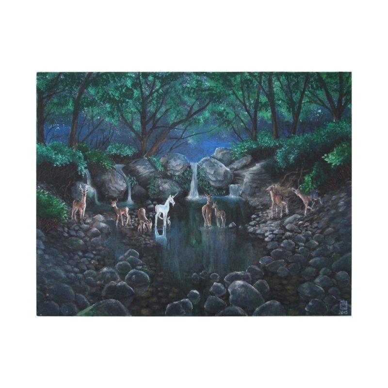 Unicorn Grotto by Yodagoddess' Artist Shop