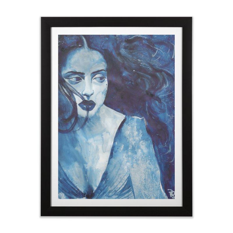North Wind Home Framed Fine Art Print by Yodagoddess' Artist Shop