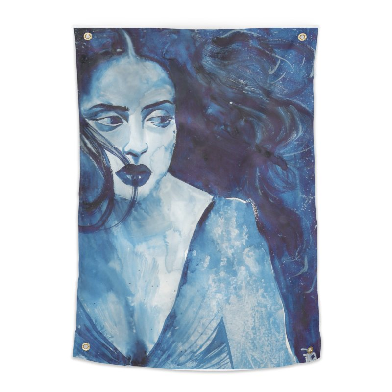 North Wind Home Tapestry by Yodagoddess' Artist Shop