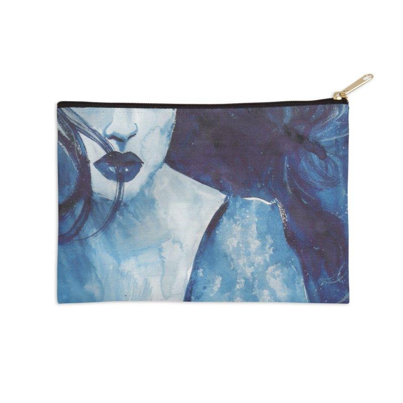 North Wind Accessories Zip Pouch by Yodagoddess' Artist Shop