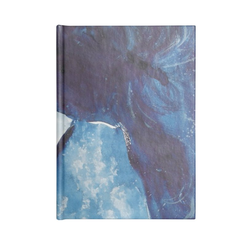 North Wind Accessories Notebook by Yodagoddess' Artist Shop