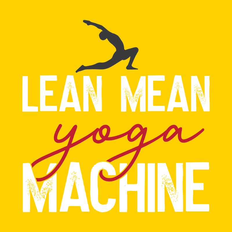 Yoga Machine by Yoga with Ved
