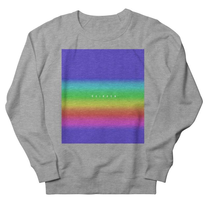 rainbow Women's Sweatshirt by omelette