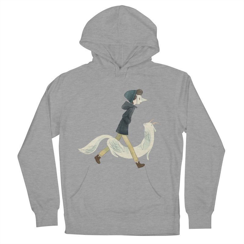 NEGA Women's Pullover Hoody by yohan sacré