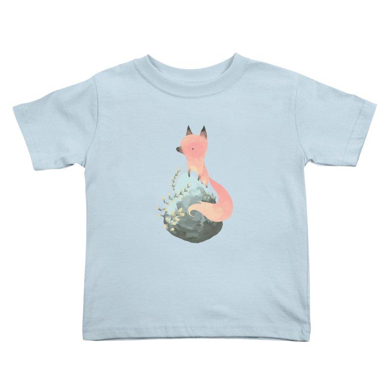 RENARDO Kids Toddler T-Shirt by yohan sacré
