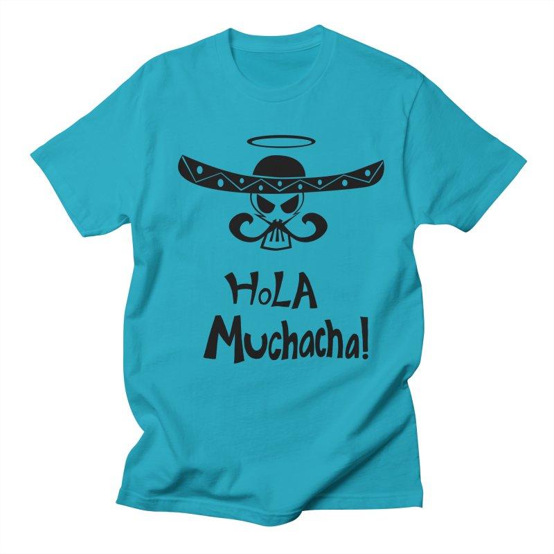 Marichi Hola! Men's T-Shirt by POP COLOR BOT