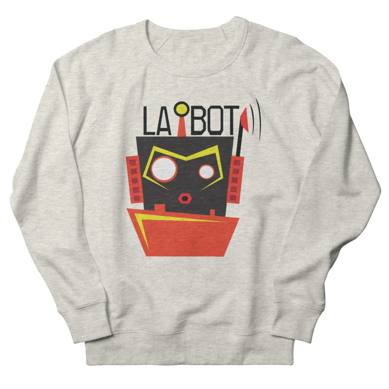 LA BOT Women's French Terry Sweatshirt by POP COLOR BOT