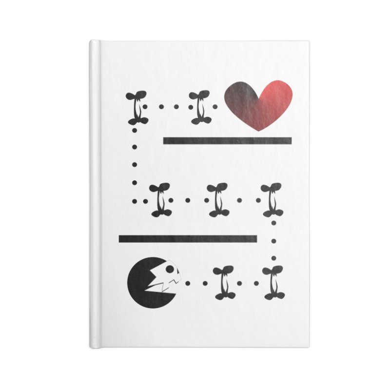 Pac-Deadly Accessories Notebook by POP COLOR BOT