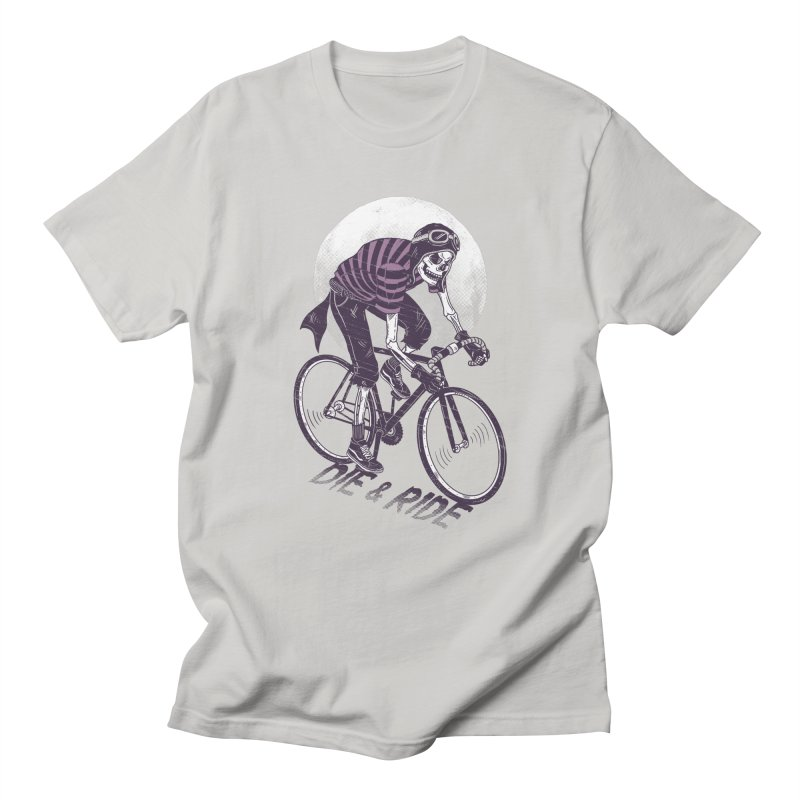 Die & Ride Men's T-shirt by yortsiraulo's Artist Shop