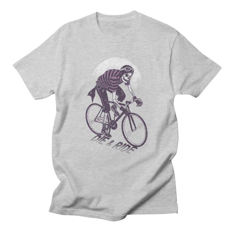 Die & Ride Men's T-shirt by yortsiraulo's Artist Shop