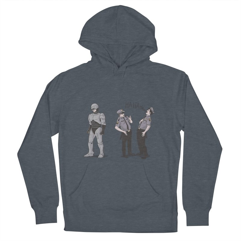 Robot Tears Men's Pullover Hoody by yortsiraulo's Artist Shop