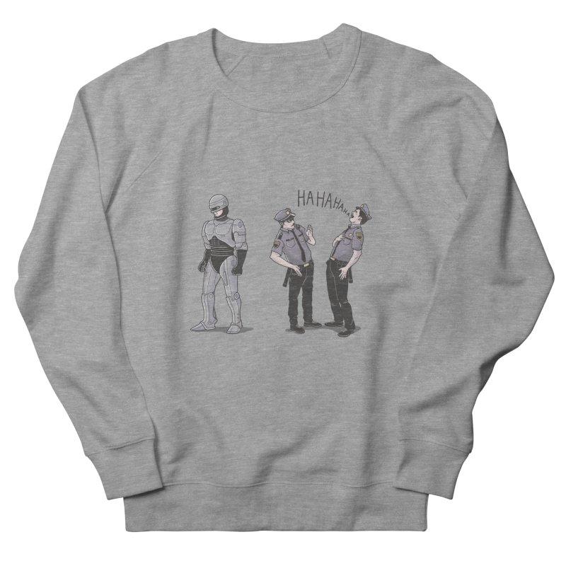 Robot Tears Women's Sweatshirt by yortsiraulo's Artist Shop