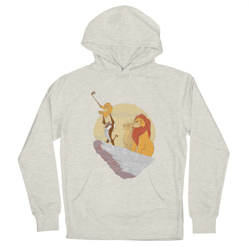 Pride Rock Selfie Men's Pullover Hoody by yortsiraulo's Artist Shop