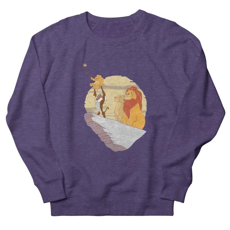 Pride Rock Selfie Men's Sweatshirt by yortsiraulo's Artist Shop