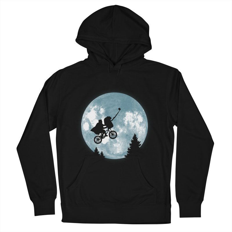 Phone Home Selfie Women's Pullover Hoody by yortsiraulo's Artist Shop