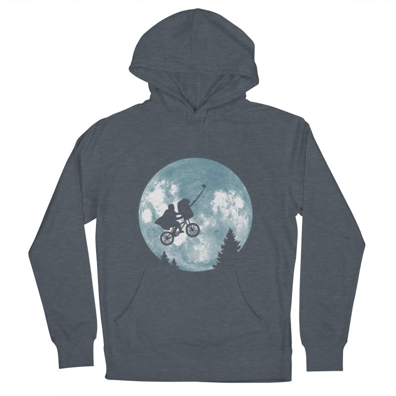 Phone Home Selfie Men's Pullover Hoody by yortsiraulo's Artist Shop