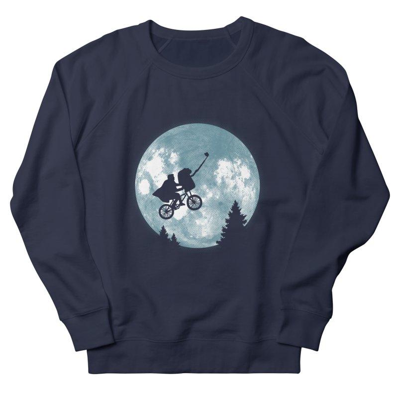 Phone Home Selfie Men's Sweatshirt by yortsiraulo's Artist Shop