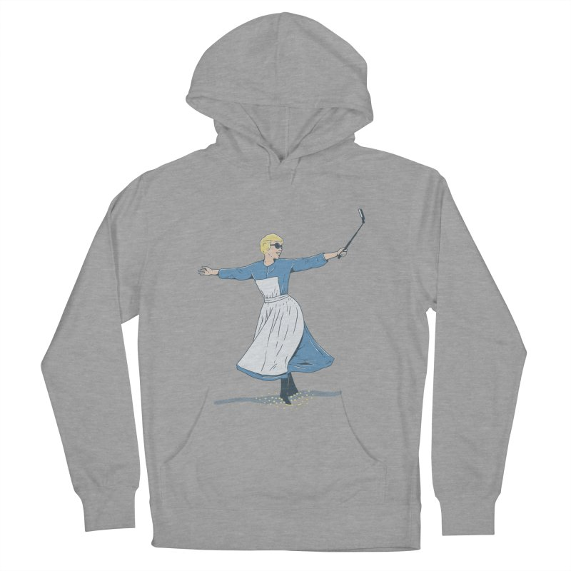 The Sound of Selfie Women's Pullover Hoody by yortsiraulo's Artist Shop