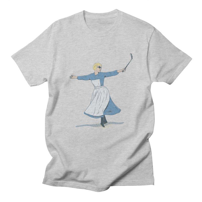 The Sound of Selfie Men's T-shirt by yortsiraulo's Artist Shop