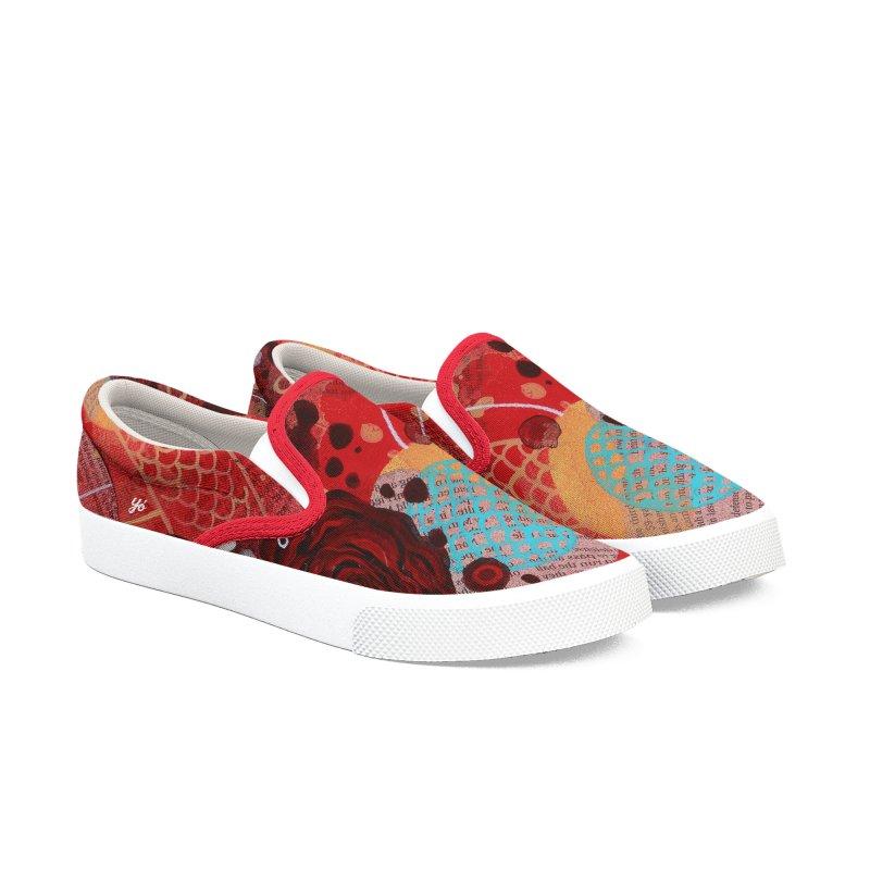Rose IX Men's Shoes by YoSilvera's Artist Shop