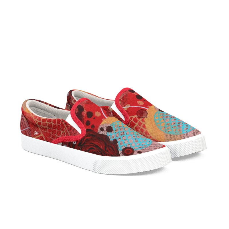 Rose IX Women's Shoes by YoSilvera's Artist Shop