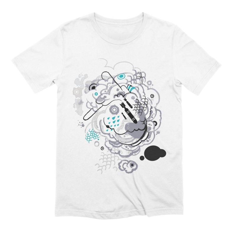 Cloud VI Men's T-Shirt by YoSilvera's Artist Shop