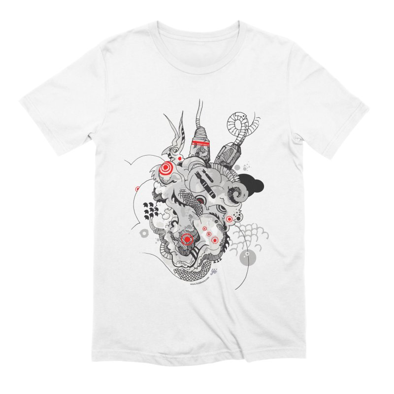 Cloud IX Men's T-Shirt by YoSilvera's Artist Shop