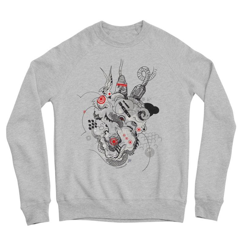 Cloud IX Men's Sweatshirt by YoSilvera's Artist Shop