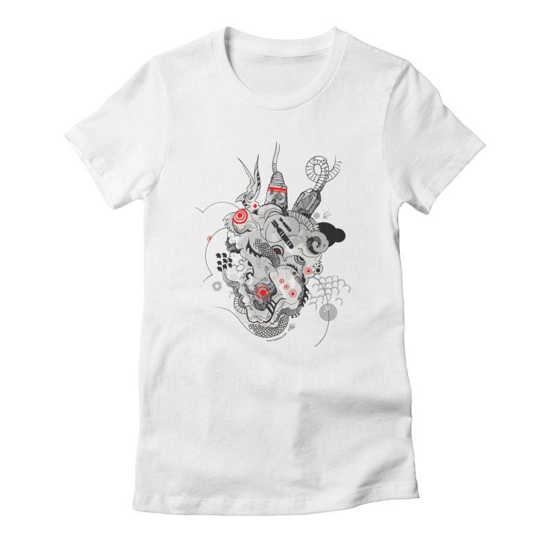 Cloud IX Women's T-Shirt by YoSilvera's Artist Shop