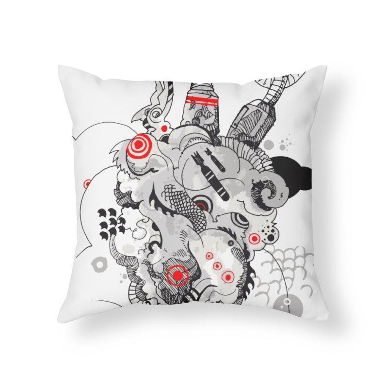 Cloud IX Home Throw Pillow by YoSilvera's Artist Shop