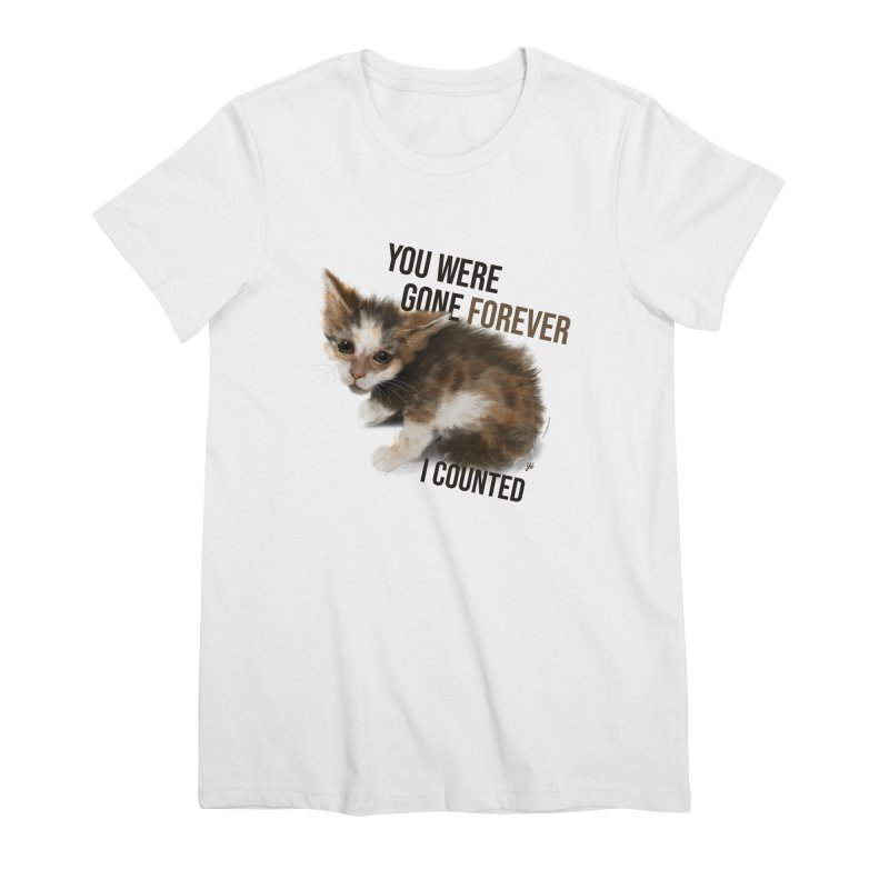 Gone Forever Women's T-Shirt by YoSilvera's Artist Shop