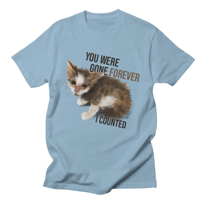 Gone Forever Men's T-Shirt by YoSilvera's Artist Shop