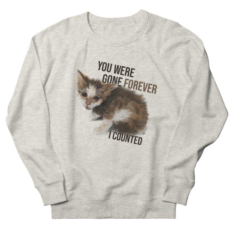 Gone Forever Women's Sweatshirt by YoSilvera's Artist Shop